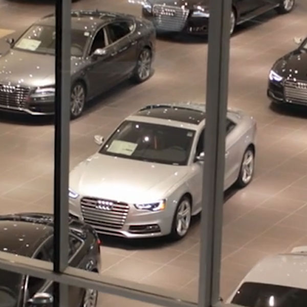 Hendrick Audi Northlake - Now Open
